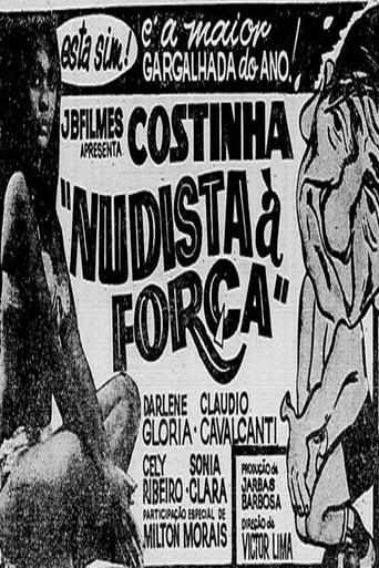 Poster of Nudista à Força
