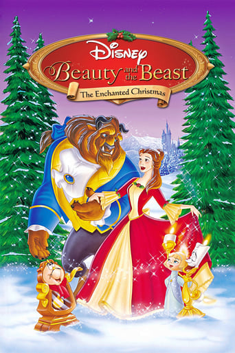 Poster of Beauty and the Beast: The Enchanted Christmas