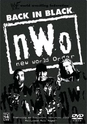Poster of WWF: nWo - Back in Black