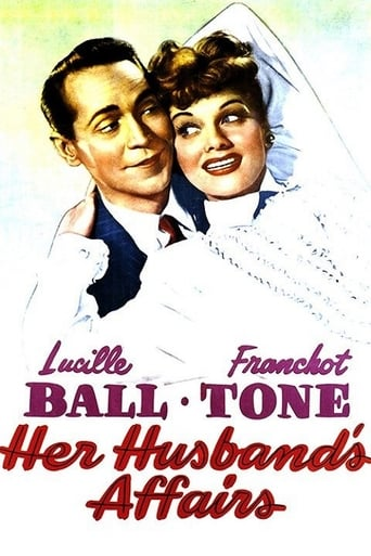 Poster of Her Husband's Affairs