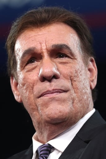 Robert Davi alias FBI Special Agent Johnson