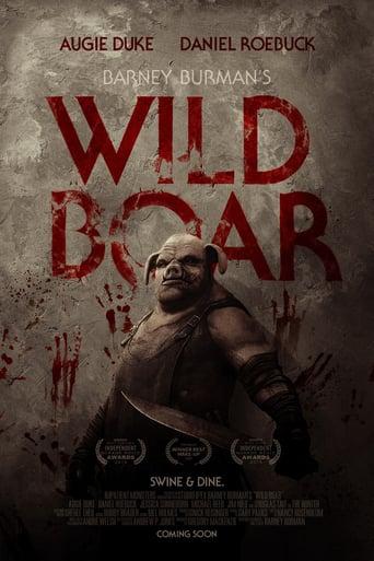 Barney Burman's Wild Boar Poster