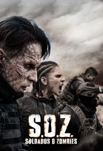 Poster S.O.Z: Soldiers or Zombies