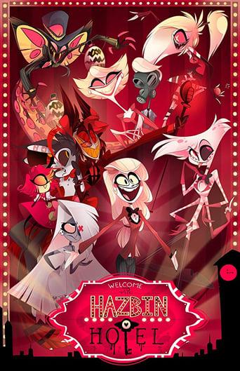 Poster of Hazbin Hotel