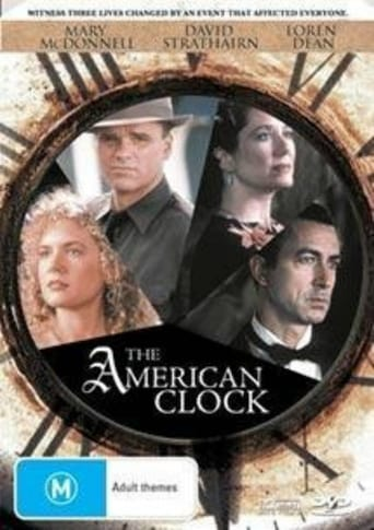 Poster of The American Clock