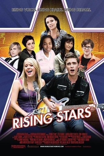 Poster of Rising Stars