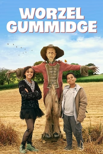 Poster of Worzel Gummidge