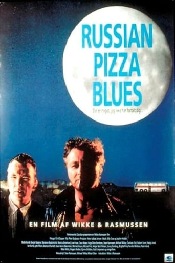 Poster of Russian Pizza Blues