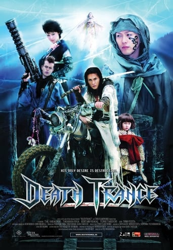 Poster of Death Trance
