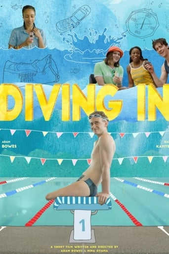 Poster of Diving In