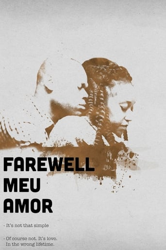 Poster of Farewell Meu Amor