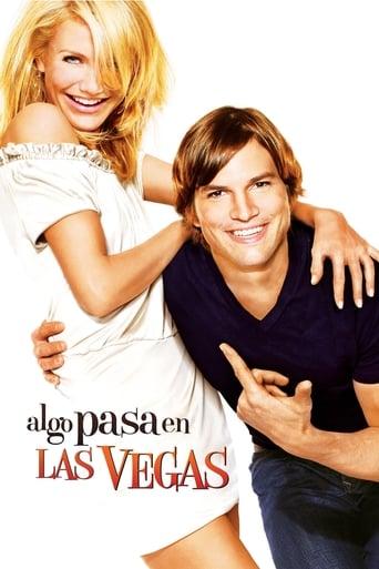 Poster of Algo pasa en Las Vegas