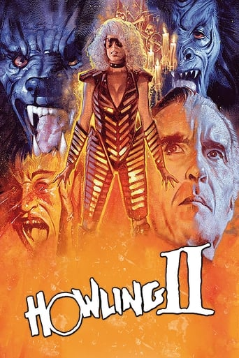 Poster of Howling II: Stirba - Werewolf Bitch