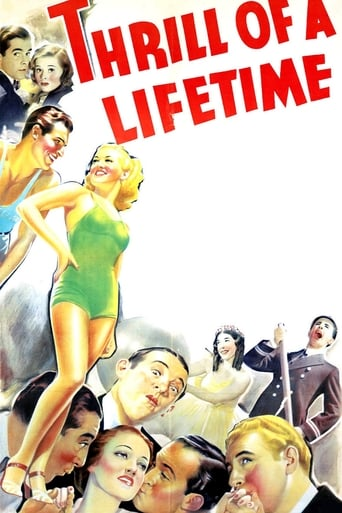 Poster of Thrill of a Lifetime