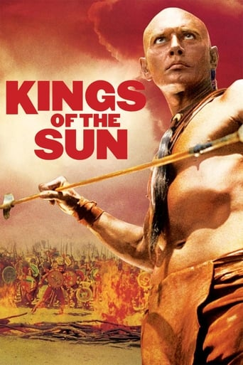 Poster of Kings of the Sun