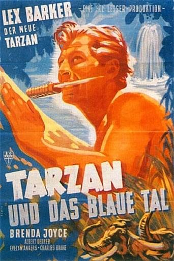 Tarzan und das blaue Tal