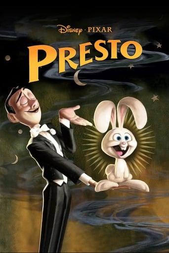 Poster of Presto