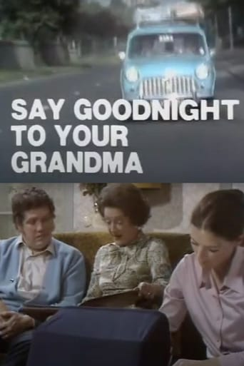 Poster of Say Goodnight to Your Grandma