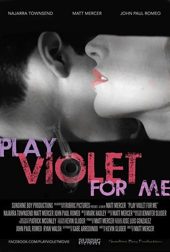 Poster of Play Violet for Me