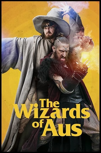 Poster of The Wizards of Aus