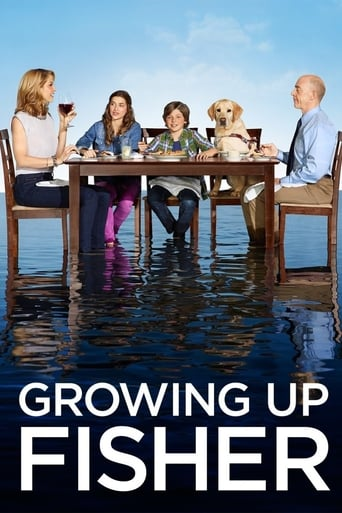 Poster of Growing Up Fisher