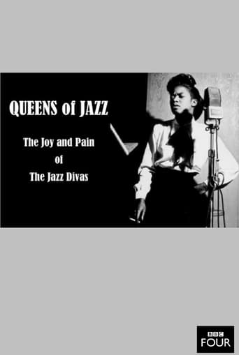 Poster of Queens of Jazz: The Joy and Pain of the Jazz Divas