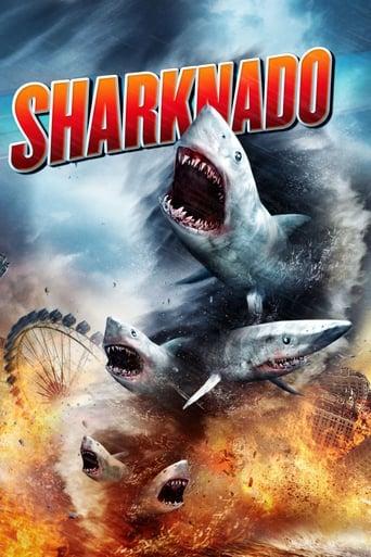 Poster of Sharknado