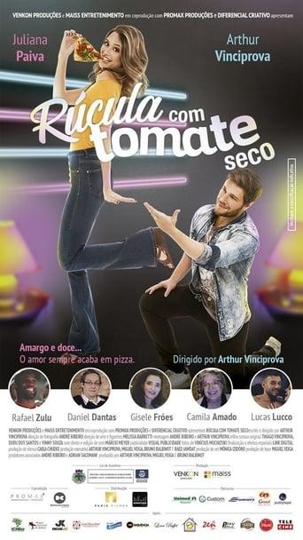 Poster of Rúcula Com Tomate Seco