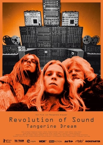 Revolution of Sound: Tangerine Dream
