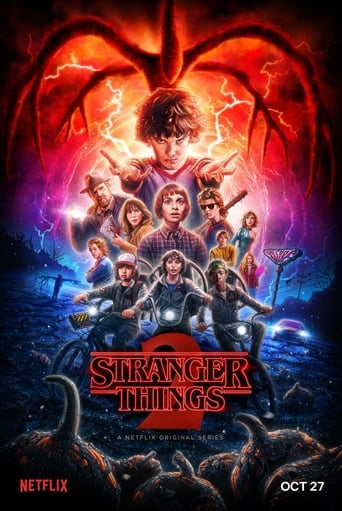 Poster of Stranger Things Part II