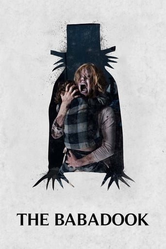 Poster of The Babadook