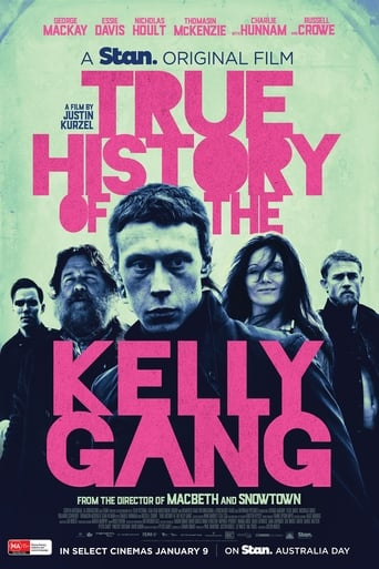 Image True History of the Kelly Gang