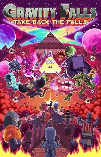 Poster of Gravity Falls: Weirdmageddon