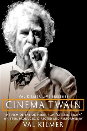 Poster of Cinema Twain