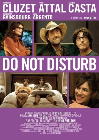 Poster of Do Not Disturb