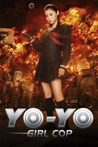 Poster of Yo-Yo Girl Cop