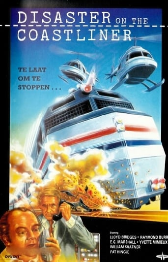 Poster of Disaster on the Coastliner