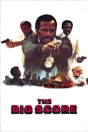 Poster of The Big Score
