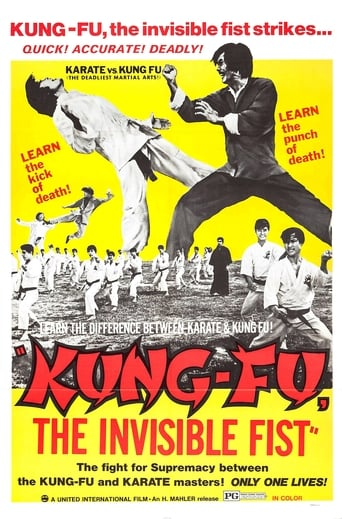 Poster of Kung Fu, the Invincible Fist