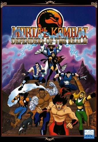 Capitulos de: Mortal Kombat: Defenders of the Realm
