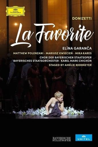 Poster of Donizetti - La Favorite