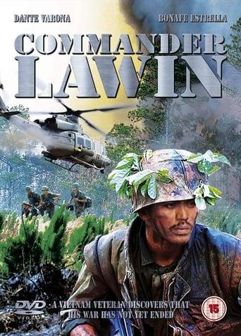 Commander Lawin poster