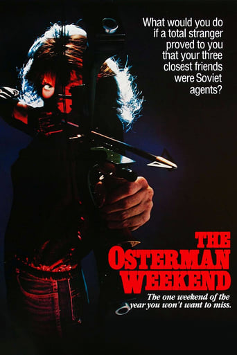 Poster of The Osterman Weekend