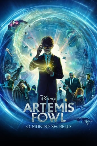 Artemis Fowl - O Mundo Secreto Torrent