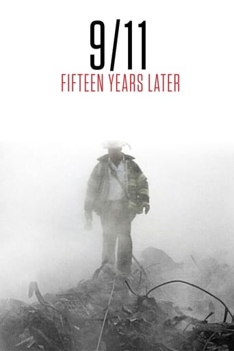Poster of 9/11: Fifteen Years Later