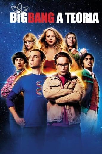 Big Bang A Teoria 7ª Temporada - Poster