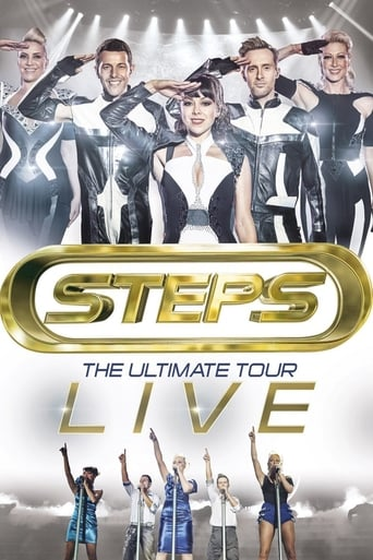 Poster of Steps: The Ultimate Tour Live