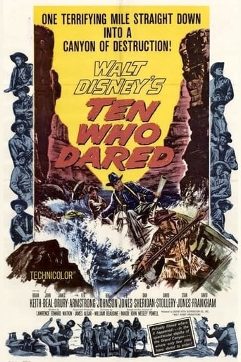 Poster of Ten Who Dared