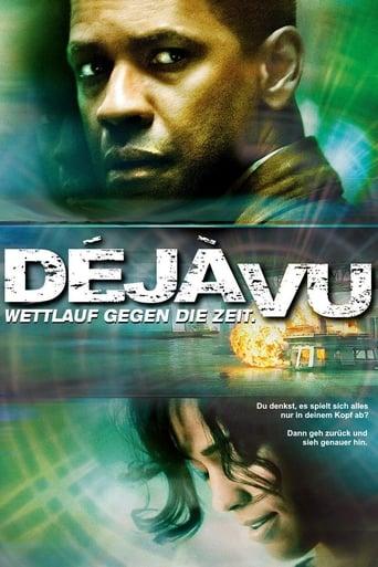 Déjà Vu - Wettlauf gegen die Zeit - Action / 2006 / ab 12 Jahre