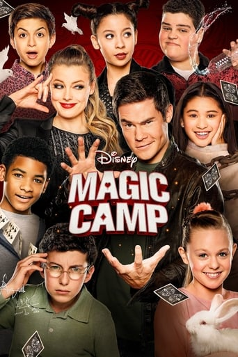 Poster Magic Camp